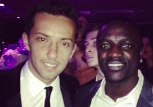 Nenê e Akon