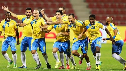 Al Gharafa en demi-finale