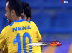 But de Nenê face à Al Ahli