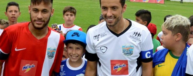 Com Caio Castro e Neymar, Nenê promove jogo beneficente em Jundiaí