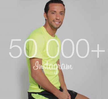 50 000 fans sur Instagram