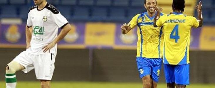 Com golaço de Nenê, Al-Gharafa vence o Al-Ahli por 1 a 0