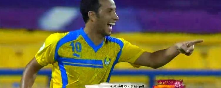 Nenê participa dos três gols em vitória do Al-Gharafa