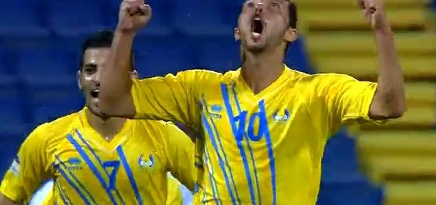 Com golaço de Nenê, Al-Gharafa empata com o El Jaish