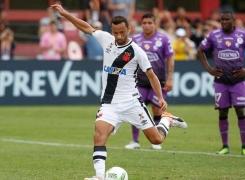 Com gol e assistência de Nenê, Vasco vence na Florida Cup
