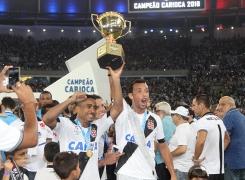 Nenê inicia busca de mais um título carioca pelo Vasco
