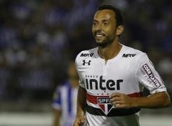 Com gol de Nenê, São Paulo vence o CSA e avança na Copa do Brasil
