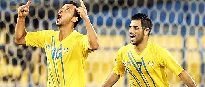 Nenê garante vitória do Al-Gharafa no Campeonato do Catar