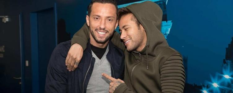 Neymar confirma presença no jogo beneficente de Nenê