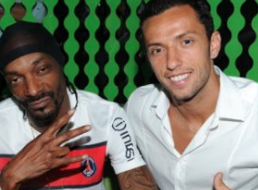Nene e Snoop Dogg